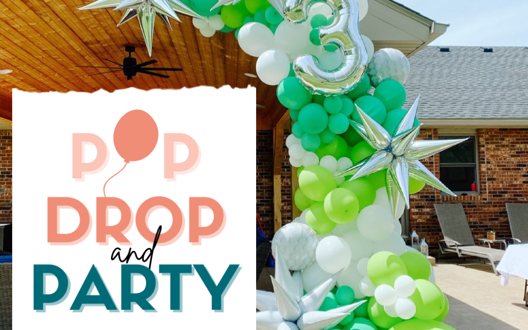 Pop, Drop & Party offering 6.18% off any future events booked over the weekend of 618 Day!